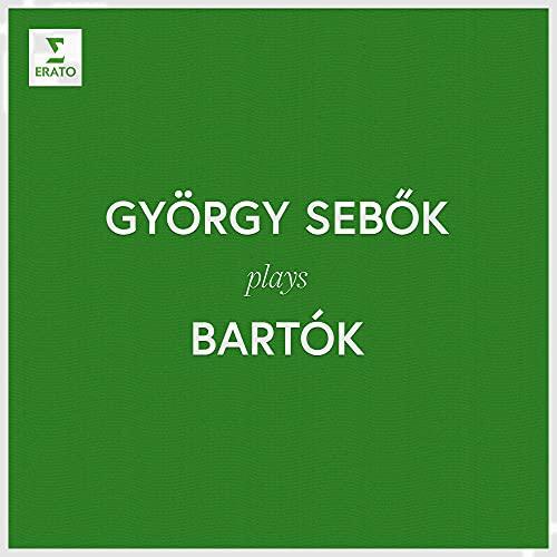 György Sebők Plays Bartók