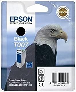 Epson Singlepack Black T007, C13T00740120