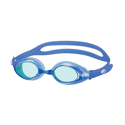 View Schwimmbrille Solace Mirror, Clear Lightblue/Emerald, V-825AMR CLB/EM