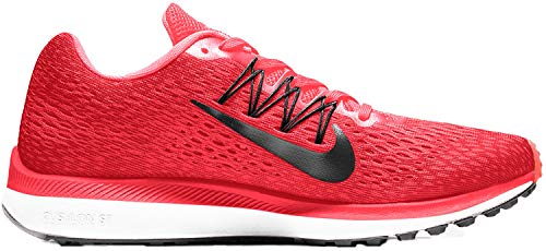 Nike Zoom Winflo 5 - Tobillo para mujer, color carmesí/gris