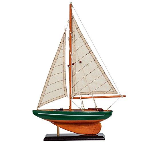Modelo de Nave velero Modelos de Barcos Madera de Barco 41cm
