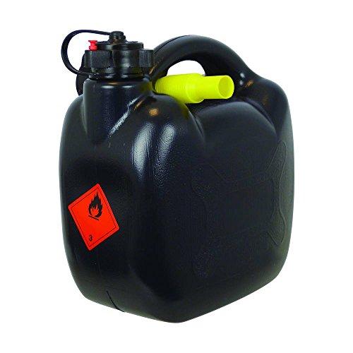 Carpoint 0110025 Benzinkanister 5 L 540 gr UN/BAM, schwarz
