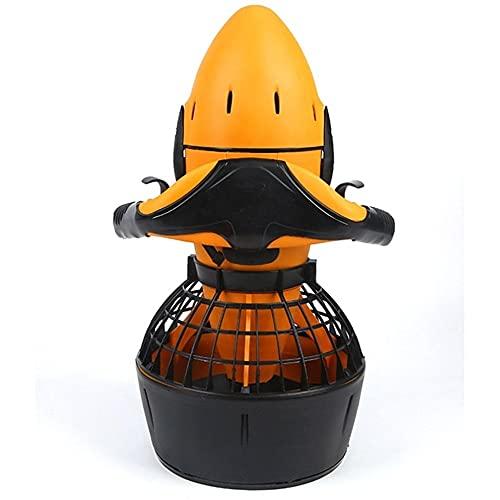 BINGYU 300W Scooter Submarino, propulsor Sumergible, Refuerzo Submarino, Sistema de buas automáticas, para el océano y la Piscina Equipo de Deportes a Prueba de Agua