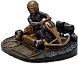 dqqq soprammobili sculture collezionismo sport resina artigianato serie golden racing figure trofeo decorazione in resina