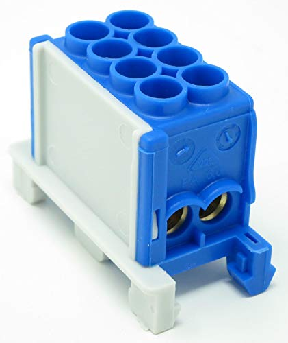 FTG KS251N Hauptleitungs-Abzweigklemme 1-polig 4x25 mm² blau