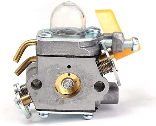 Reemplace la pieza del motor del carburador for el cepillo del cortador del cortador de cepillo de la cuerda de Homelite Cortadora de césped de césped de césped acumuladores de inyección de carburador
