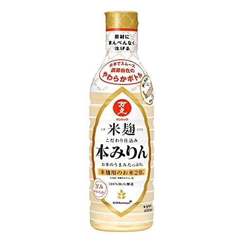 米麹こだわり仕込み 本みりん [ 450mlx12本 ]