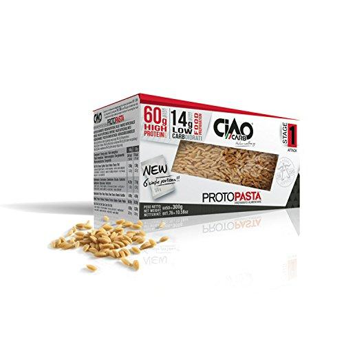 CIAO CARB - Reisersatz proteinreich - 500g (praktische 10 x 50g)