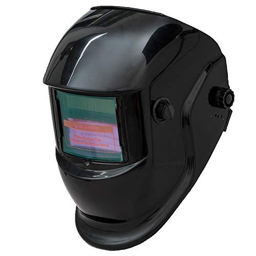 XYJNN Careta soldar automatica máscara soldar Montado En La Cabeza | Atenuación...