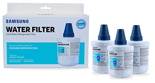 Samsung Electronics DA29-00003G Samsung HAF-CU1-3P/XAA Water Filter, 3-Pack, 3