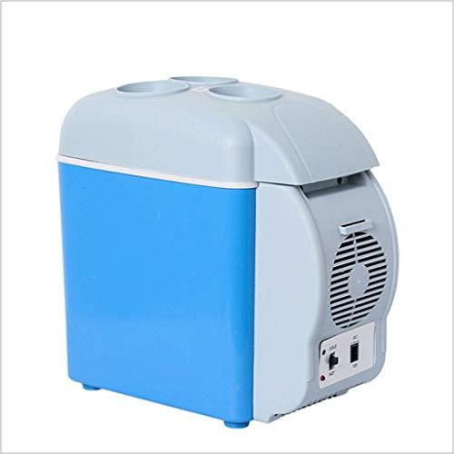 BYZHP Mini Nevera Mini Refrigerador Mini refrigerador refrigerador refrigerador portátil Viajar pequeño refrigerador refrigerador más Caliente Caja