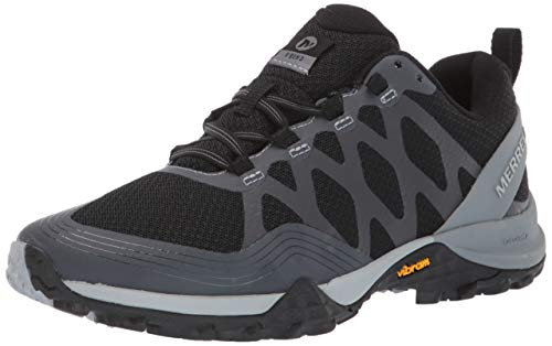 Merrell Women's Siren 3 Hiking Shoe, Black, 07.5 M US