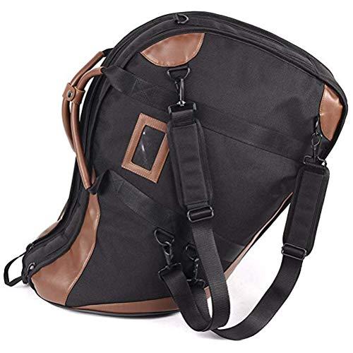 Siamese French Horn Tasche French Horn Tasche verdickter Schwamm French Horn tragbare Tasche French Horn Rucksack
