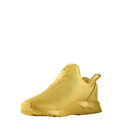 adidas ZX Flux ADV ASYM - Freidora, color Amarillo, talla 6