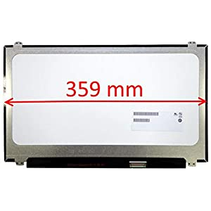 Fullcom New 15.6 inches Compatible with MSI GP62 Leopard PRO-042 IPS FHD 1080P Laptop LED LCD Replacement Screen