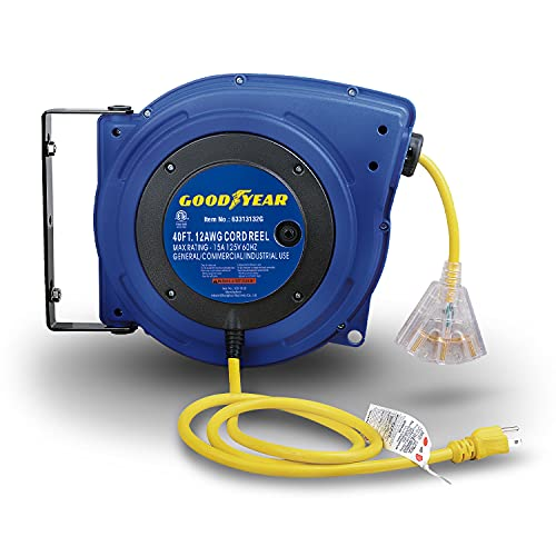 Up to 29% off Hose and Cord Reels from Goodyear, ReelWorks and more