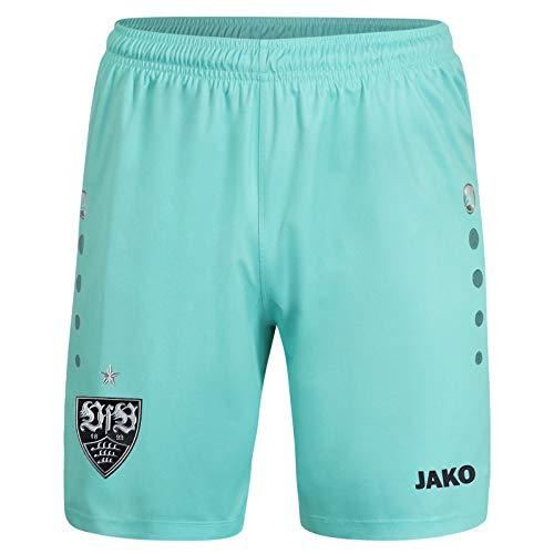 JAKO - Fußball-Torwarthosen für Jungen in mint, Größe 164