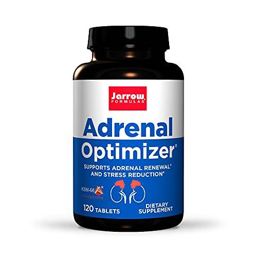 Jarrow Formulas Adrenal Optimizer 120 Tablets