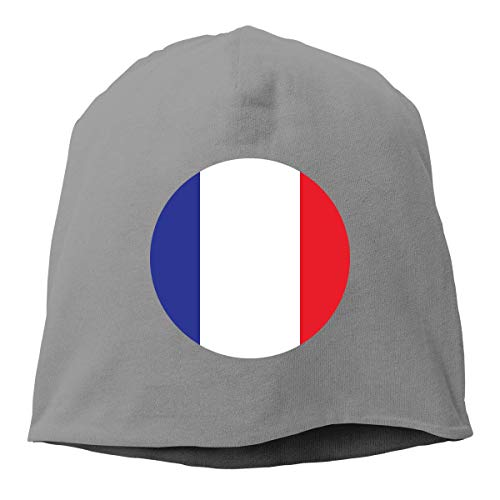Sombrero Unisex de Punto de Francia, Gorra de Calavera de Hip-Hop, Gorro Holgado, Gorra de Reloj, Sombreros de quimio