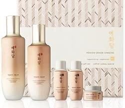 [THEFACESHOP] Yehwadam HGG Regenerating Gift Set, Smoothing and Nourishing Skincare with Anti Aging Properties
