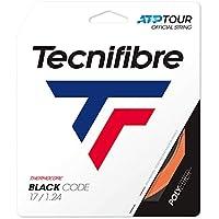 テクニファイバー(Tecnifibre) 硬式テニス ガット ブラック コード 12m ファイヤー 1.24mm TFG411