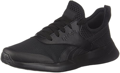 Reebok Classics Reebok Men's Unisex Royal EC Ride 2 Sneakers, Black/Black, 9 D US