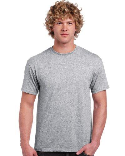 Gildan T-Shirt Ultra 2000 M Sport grau
