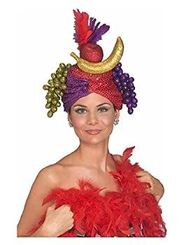 carmen miranda fruit hat