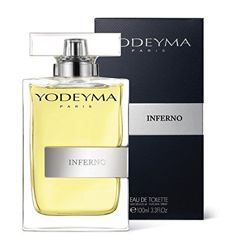 Profumo Uomo Yodeyma INFERNO Eau de Parfum 100 ml