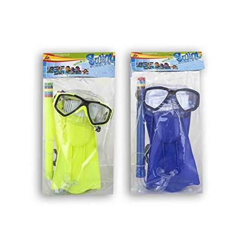 Duikbril, snorkel & zwemvliezen - Voor kinderen
