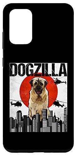 Galaxy S20+ Funny Vintage Japanese Dogzilla Anatolian Shepherd Dog Case