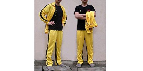 『勝負服! ジャージ セパレート ブルース・リー 死亡遊戯 ユマ・サーマン キル・ビル Mサイズ GB182』のトップ画像
