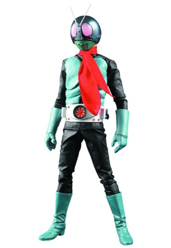 Real Action Heroes DX Kamen Rider 1 (old type) Ver.3.0