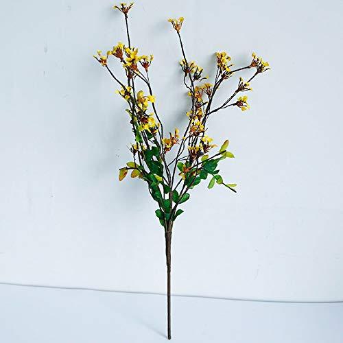 YYWK Europese stijl pastorale ster zet zwerm smock bloem nep bloem simulatie plant woonkamer decoratie bruiloft arrangement