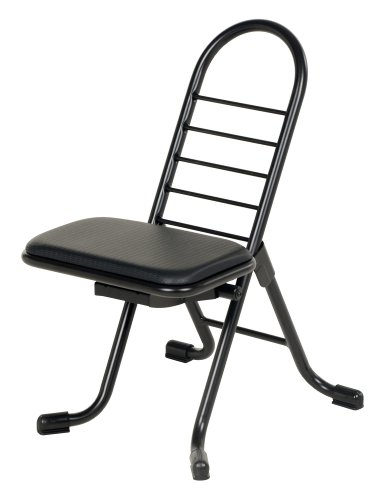 Vestil CPRO-200 Ergonomic Worker Seat/Chair, 14' Width, 9' Depth, 220 lbs Capacity, 13' - 26' Height Range