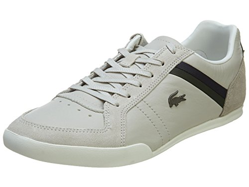 Lacoste Men's Figuera 3 Fashion Off White Sneakers Shoes Sz: 13