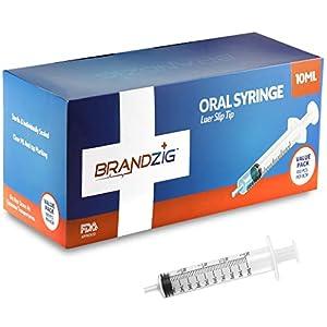 buy  10ml Oral Syringes – 100 Pack – Luer Slip ... Diabetes Care