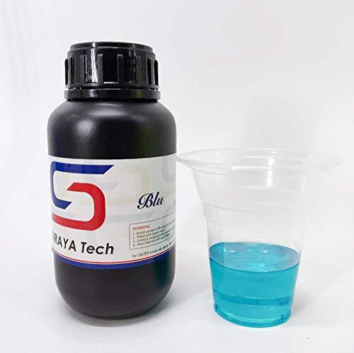 Siraya Tech blu (1kg) - starker und präzise hohe auflösung 3D-Druck-Harz (smaragd-blau)
