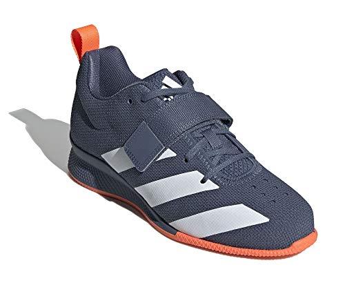 adidas Hombre Adipower Weightlifting II Zapatos de Levantamiento Azul, 40