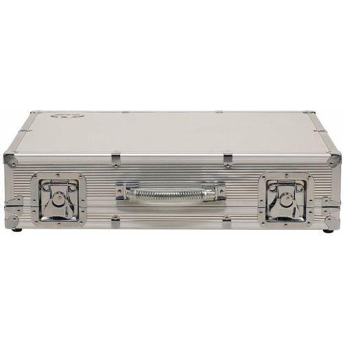 Rockcase by Warwick aluminium groot pedaalboard koffer