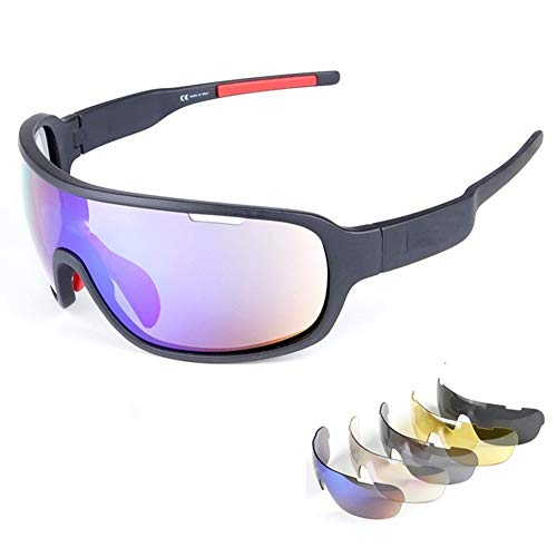 Lorsoul Polarized Sports Sunglasses