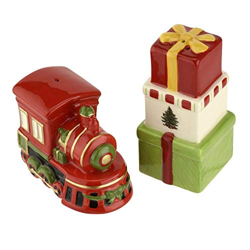 train salt and pepper shakers - 4