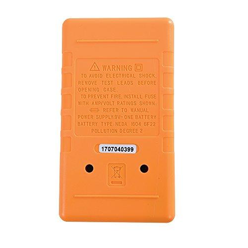 Silverline 589681 Multimetro digital