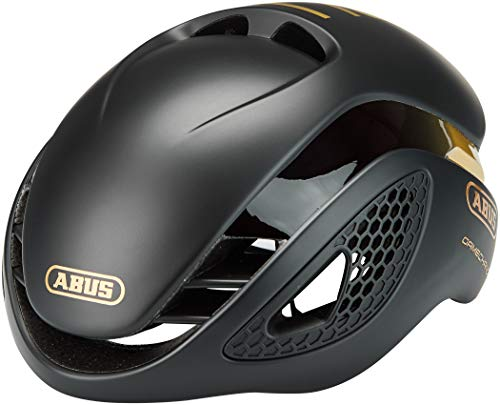 Abus Gamechanger Aero-Helm Fahrradhelm, Gelb (neon Yellow), S (51-55 cm)