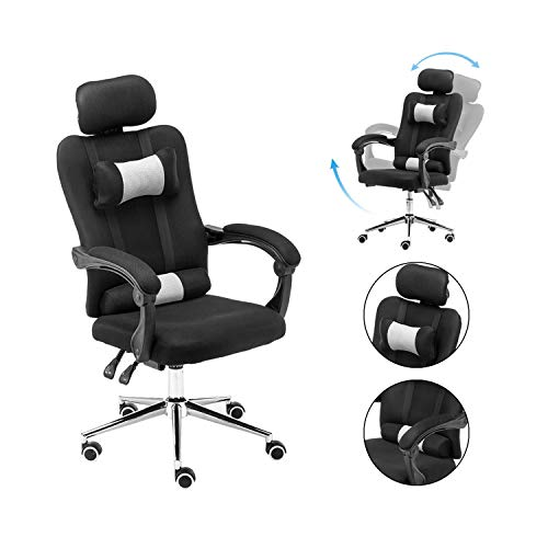 Ergonomic Computer Best Gaming Racing Desk Chair Office Gamer Desk Chair with Lumbar Support for Adults