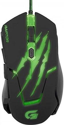 Fortrek GK-705, Teclado USB Gamer Spider Venon, Preto/Verde