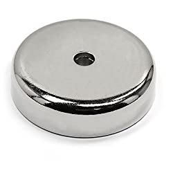 CMS Magnets Powerful Rare Earth Neodymium Cup Magnet