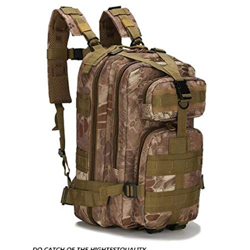Backpacks Outdoor Military Rucksacks 1000D Nylon 30L Waterproof Tactical Backpack Sports Camping Hiking Trekking Fishing Hunting Bags (Color : 10)