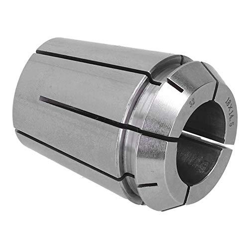 Pinza ERG, pinza de fresado CNC Pinza de roscar resistente Acero de alta velocidad para amolar para fresadora Grabado para grabado CNC