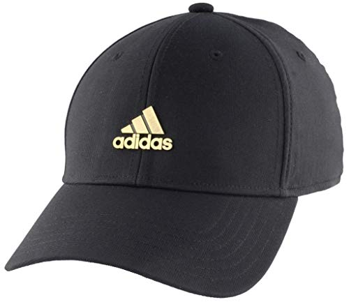 adidas Originals Stadium Stretch Fit Structured Cap Gorras de béisbol, Negro y...